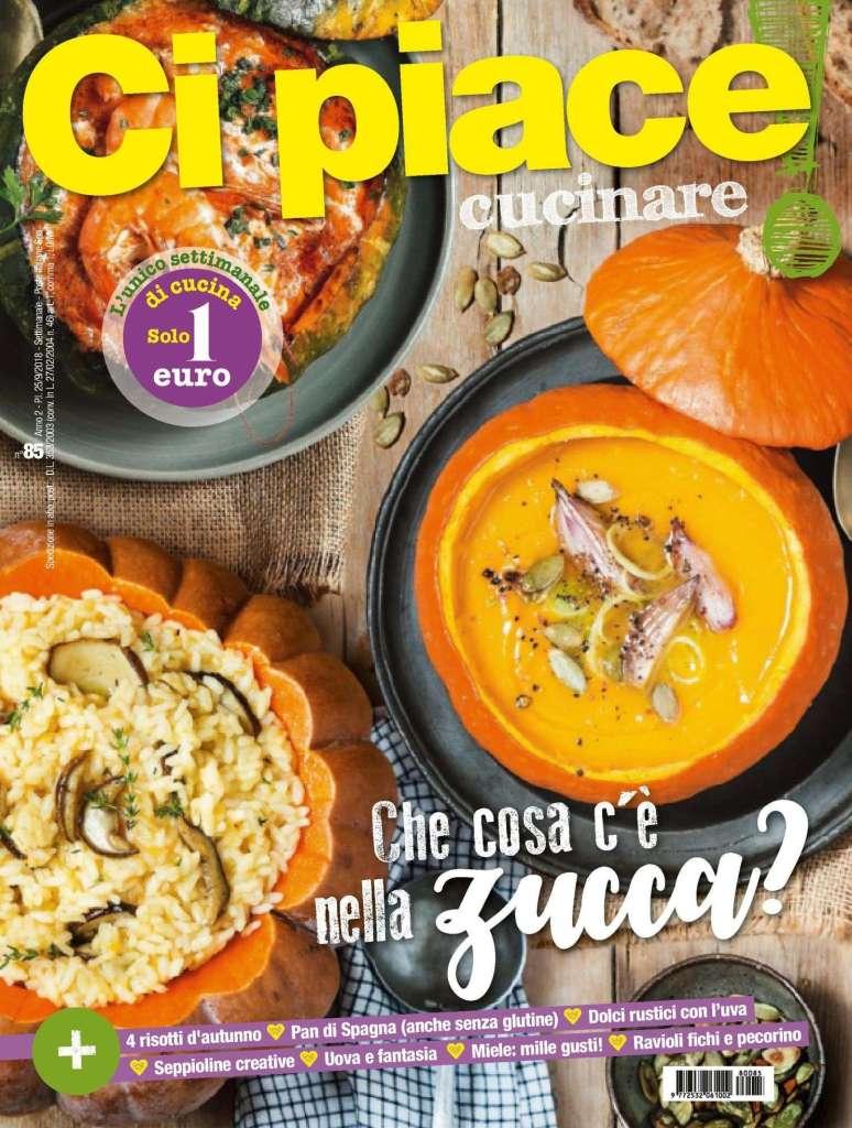 riviste di cucina belle