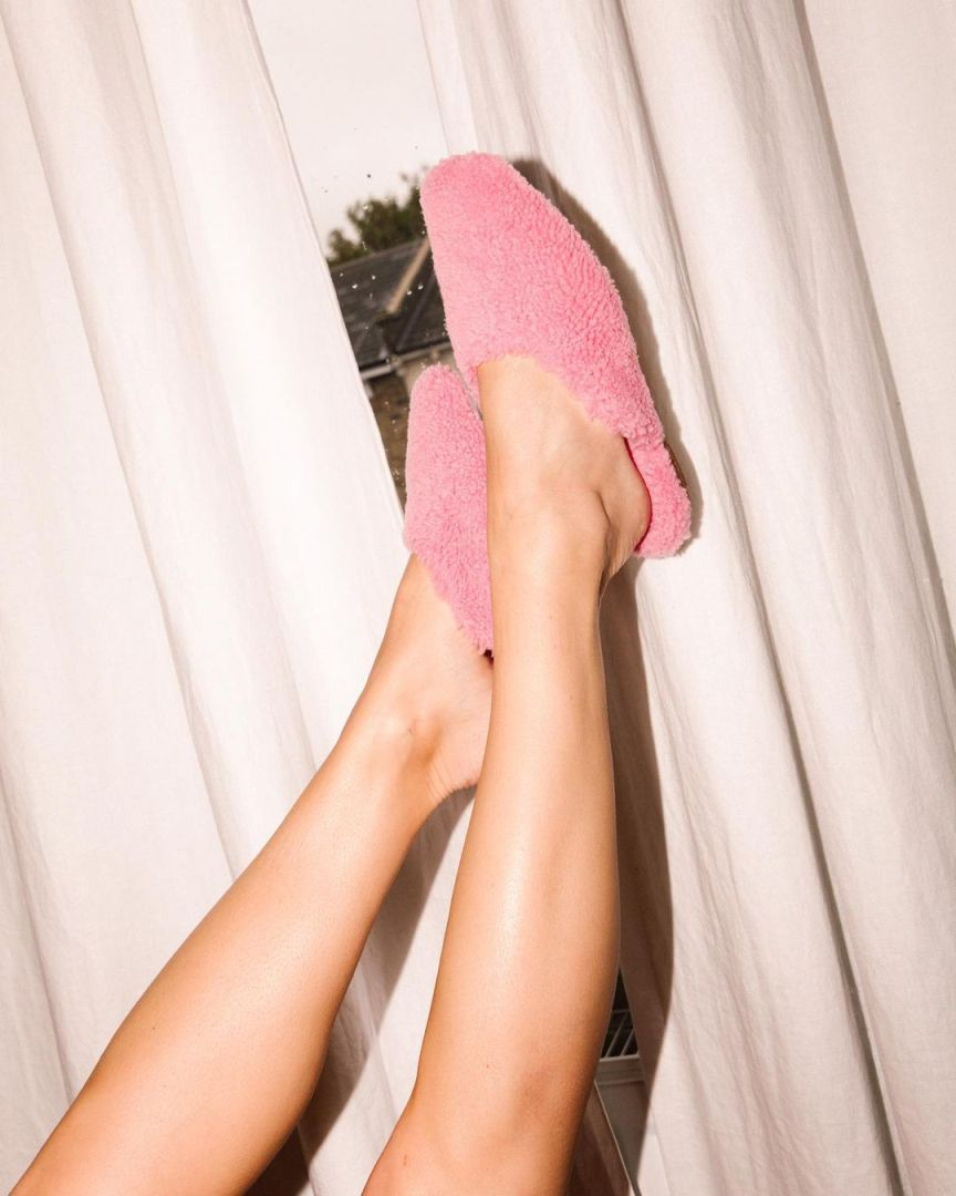 pantofole belle per stare in casa