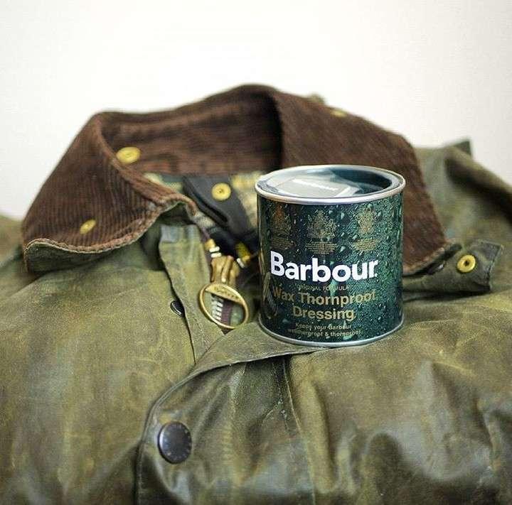 La storia del Barbour
