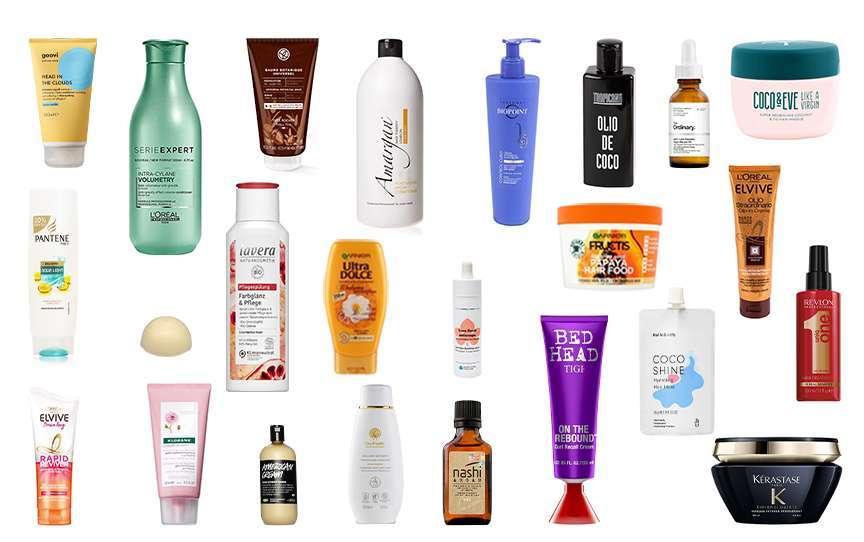 Tutti i prodotti per capelli da provare