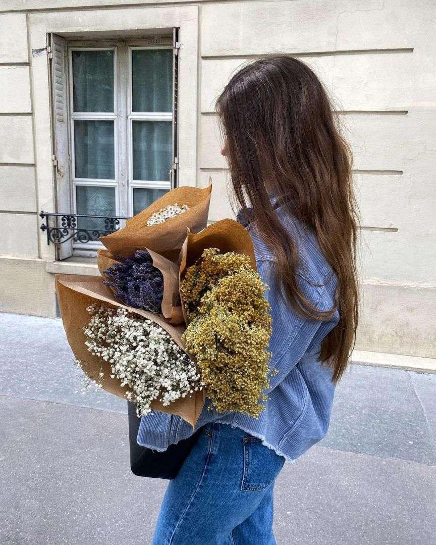 fiori secchi da comprare