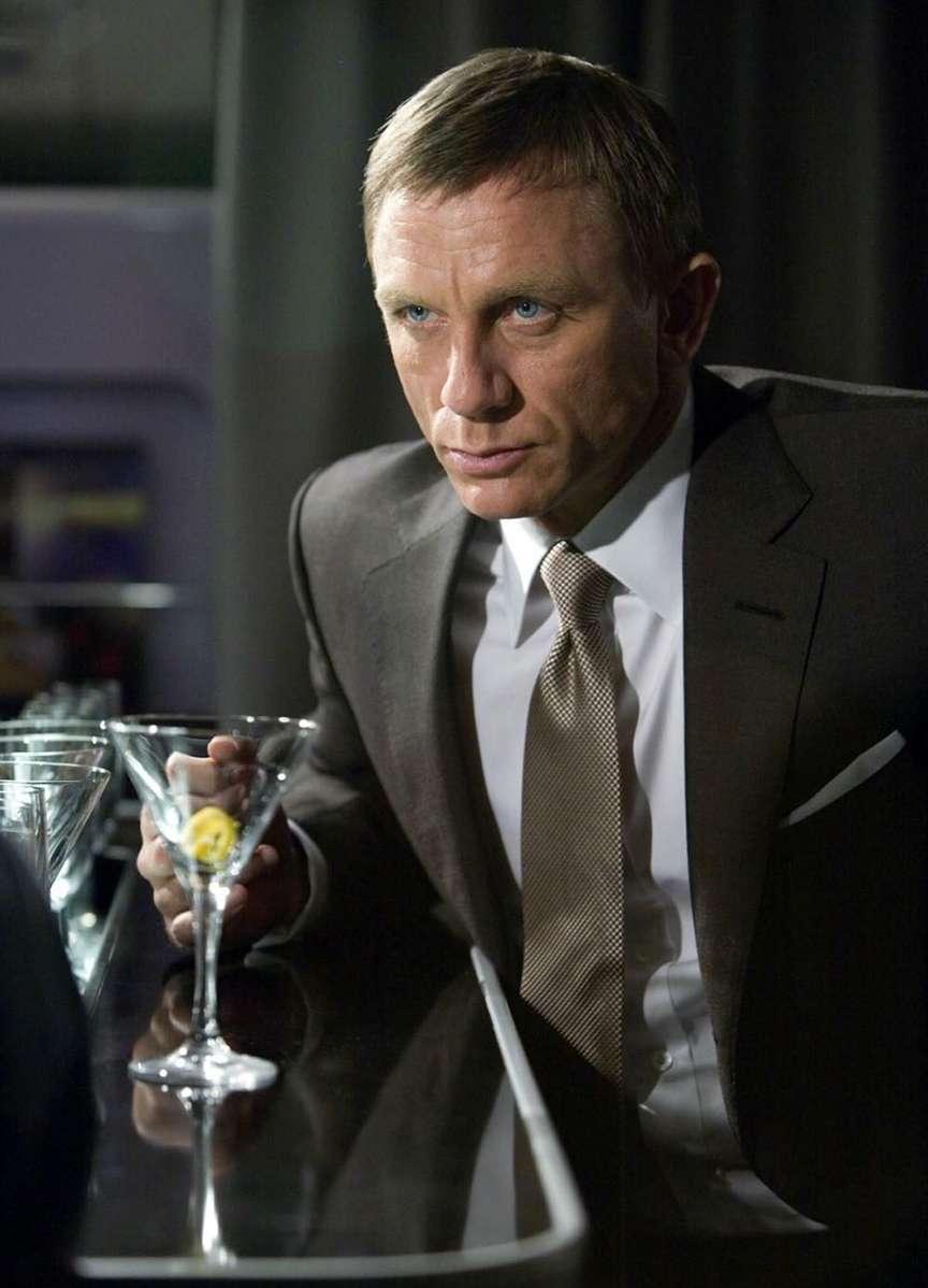 il cocktail preferito di James Bond
