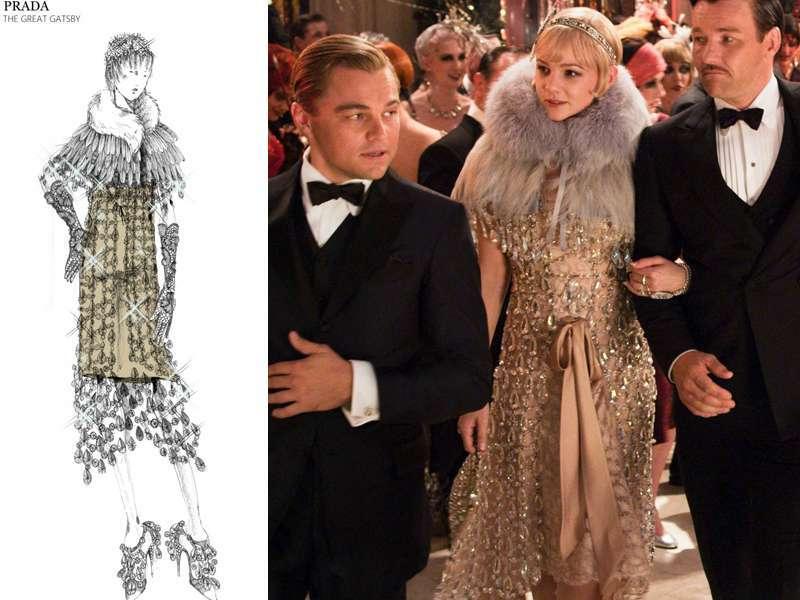 il grande gatsby abiti moda anni 20