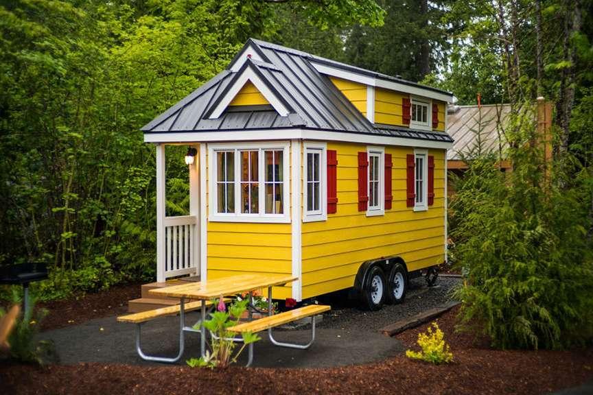 Mini case con le ruote