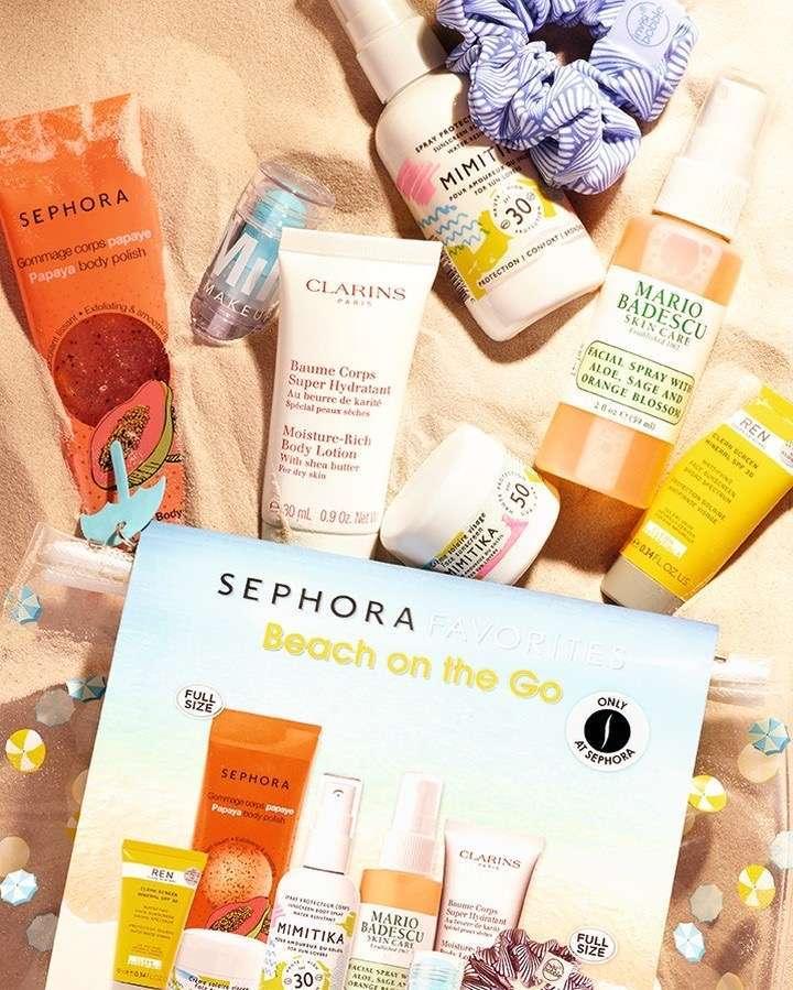 cose da comprare da Sephora