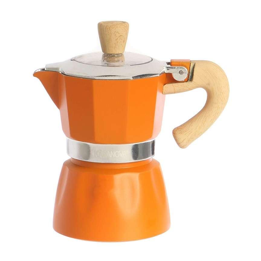 caffettiera colorata