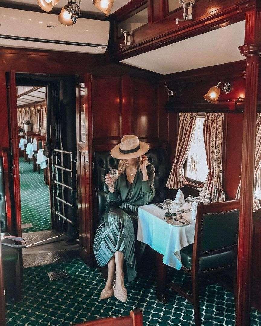 viaggiare sui treni di lusso