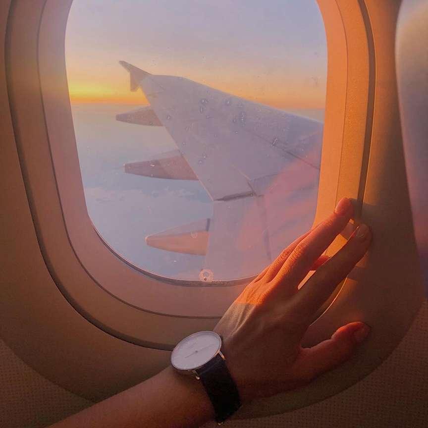 Volo per il Vietnam