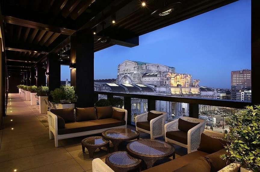 hotel gallia a milano