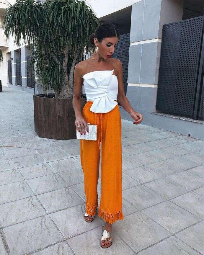 abbinare arancione