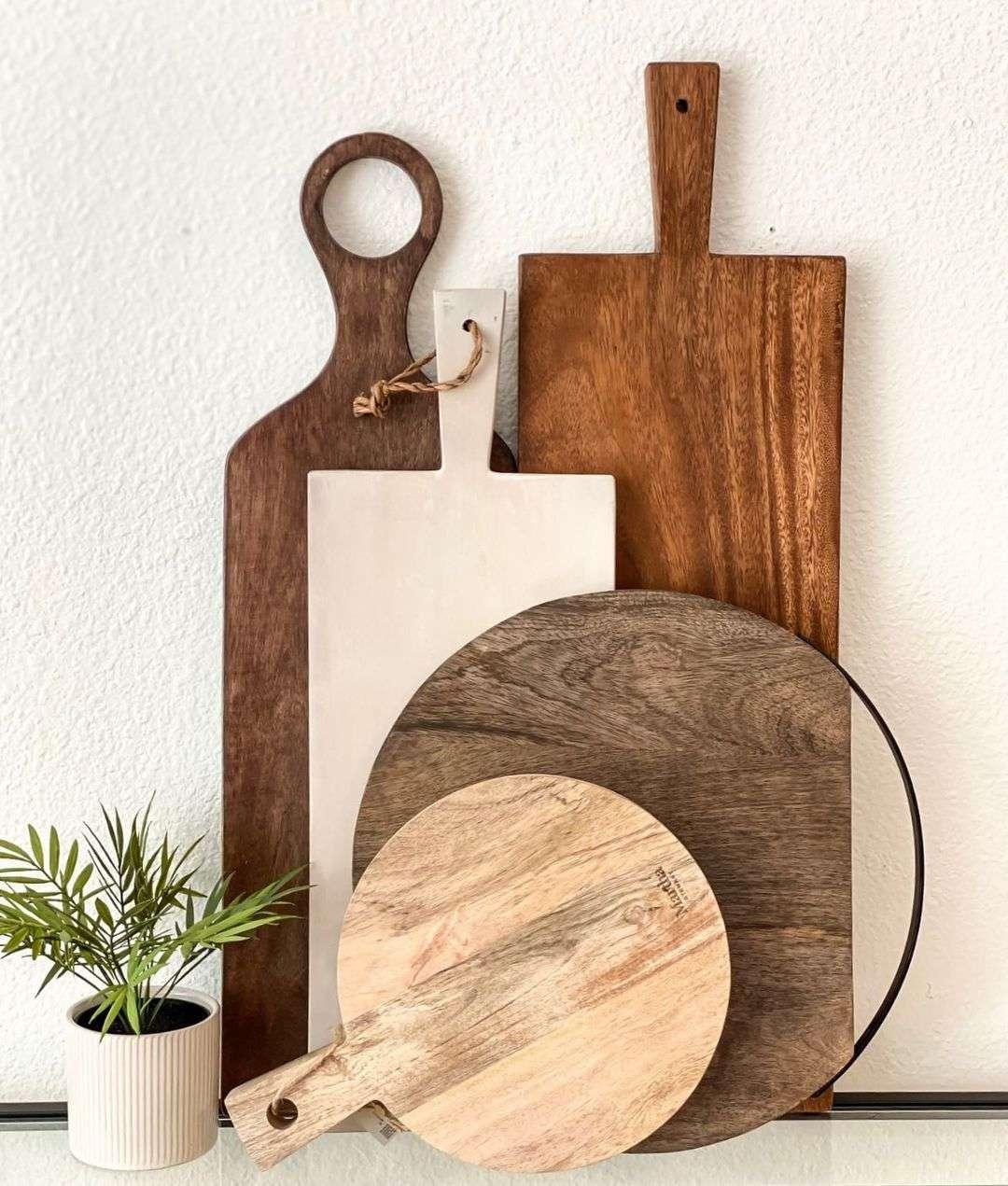 vassoi legno