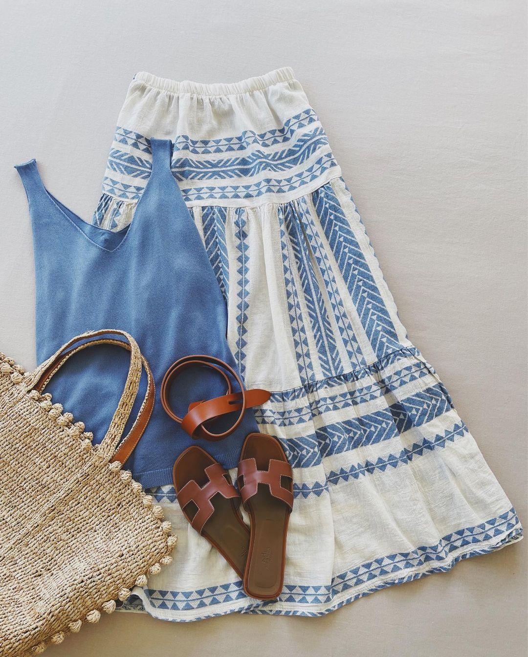idee outfit estate moda curvy