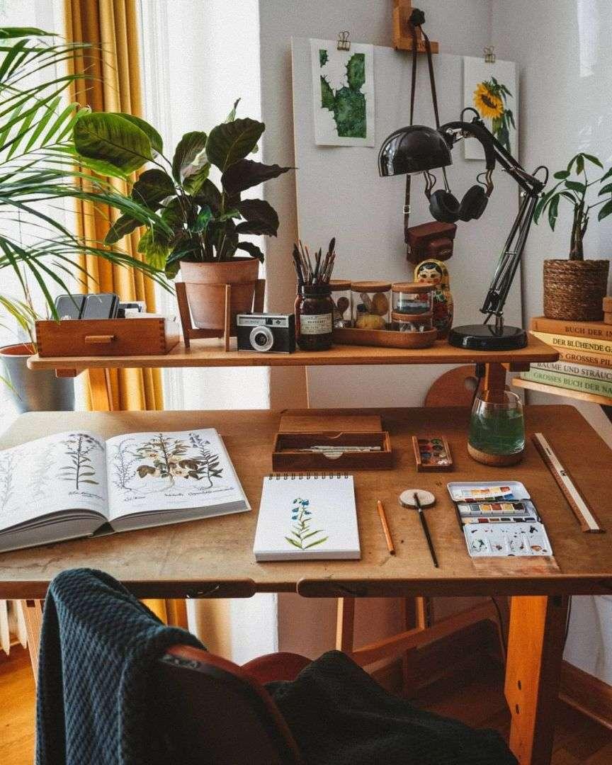 oggetti belli scrivania