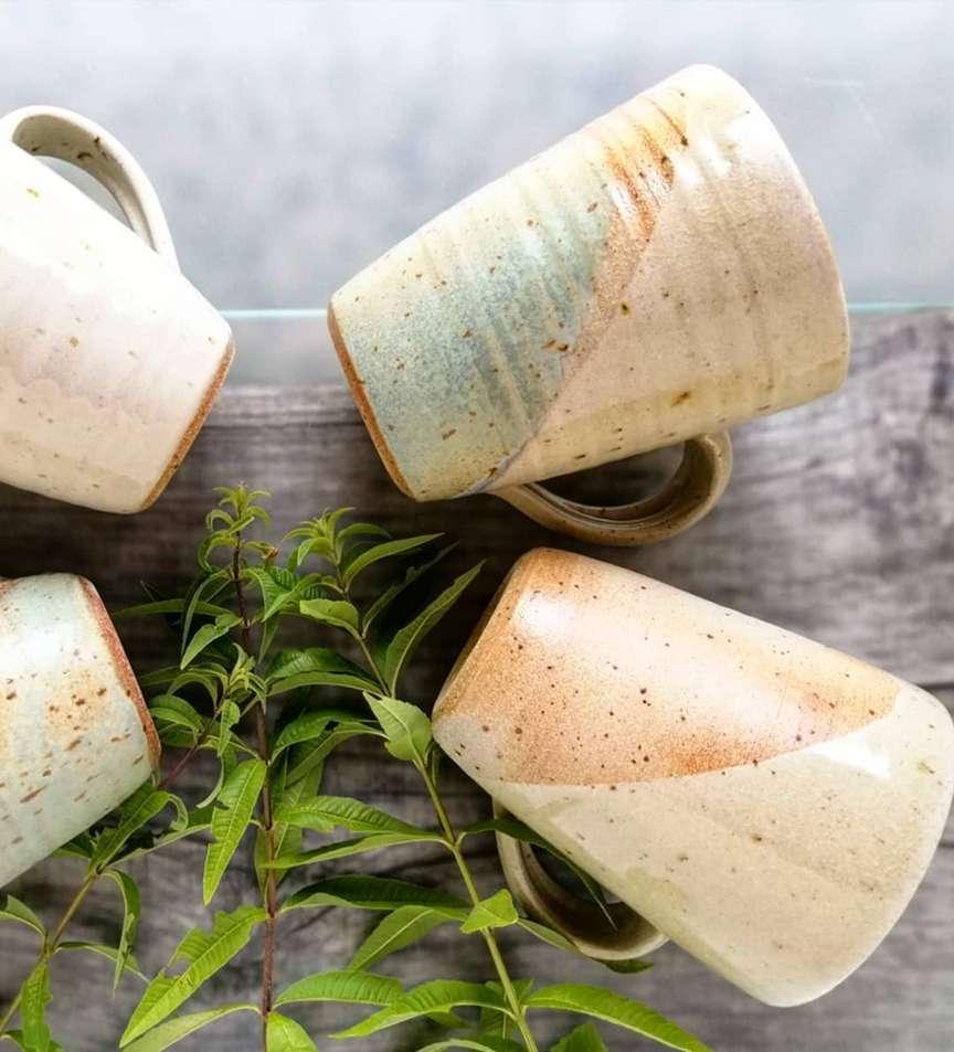 bicchieri ceramica artiginale