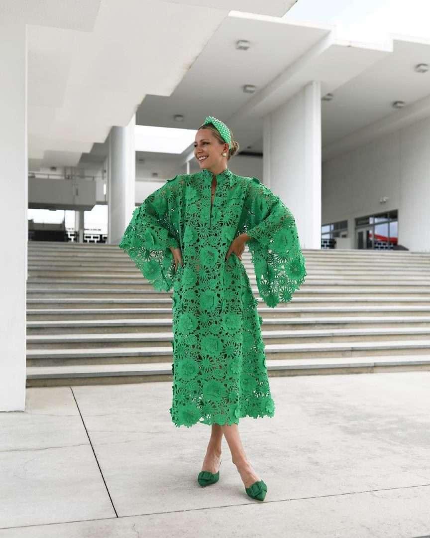 verde colore moda 2021