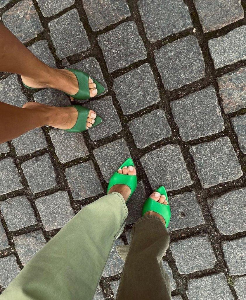 verde moda 2021