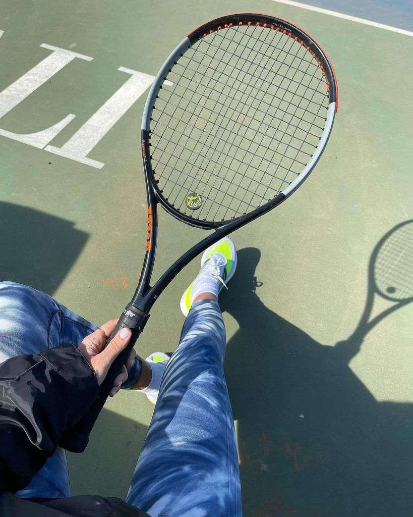 consigli look tennis