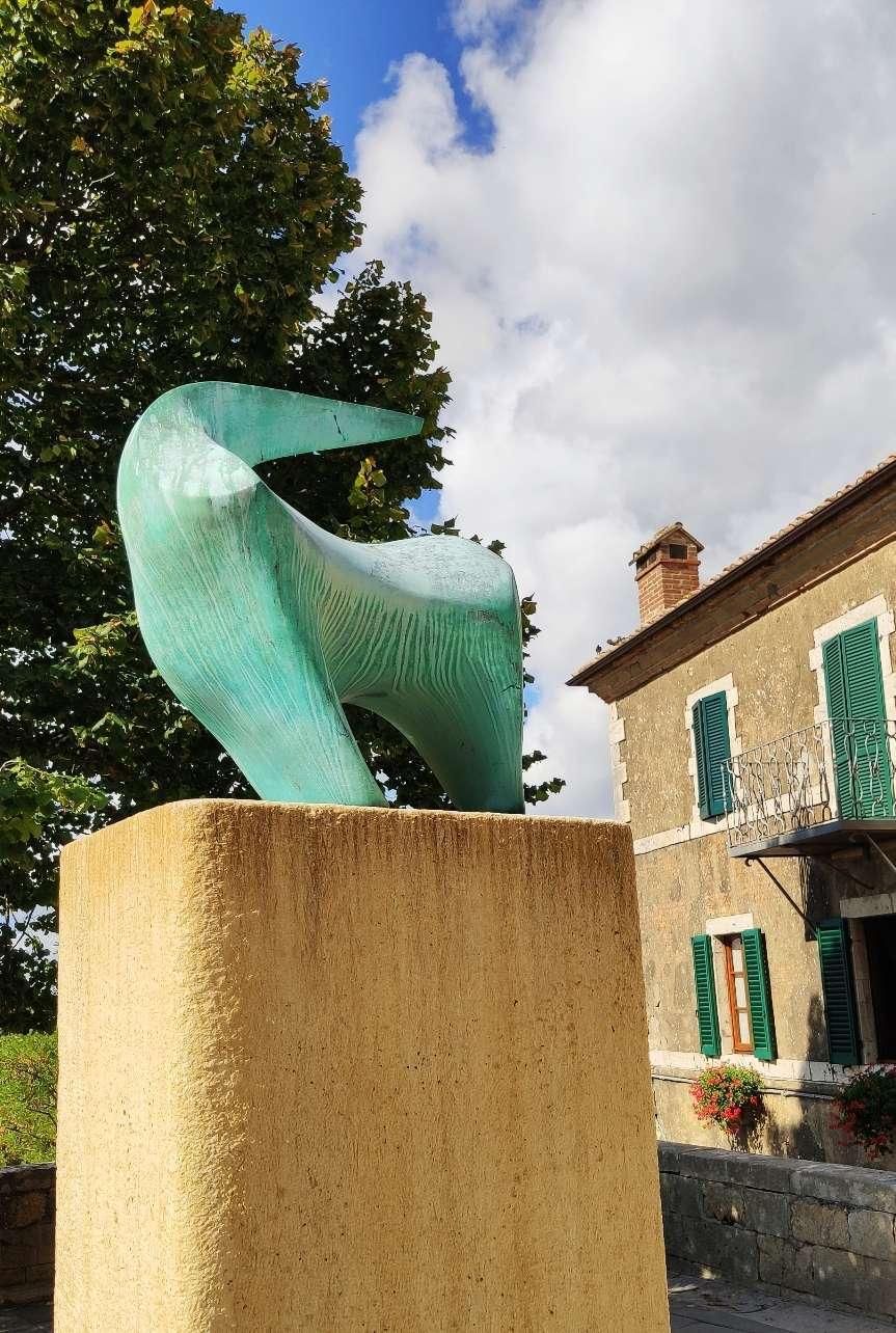 statua moderna elefante