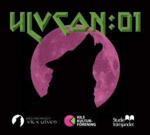 Ulvcon:01 - Logga