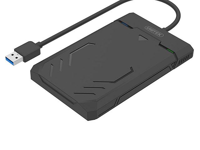 Box Unitek Y-3036 USB 3.0 2.5 SATA HDD Enclosure - 1