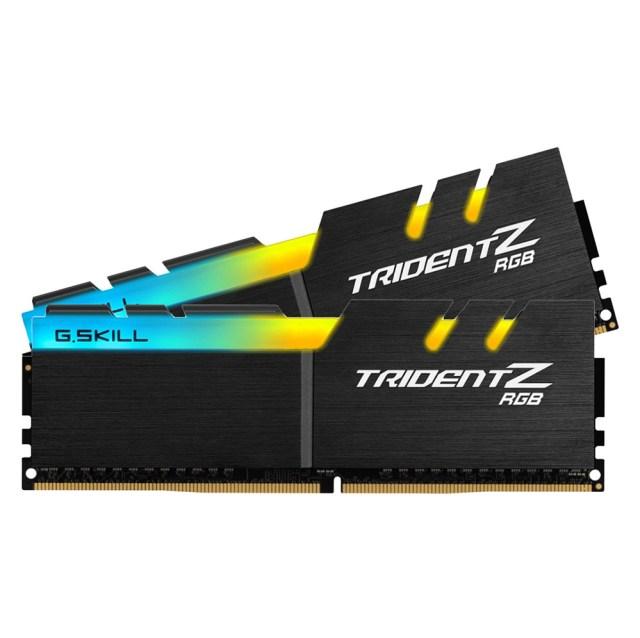 RAM PC Gskill Trident Z RGB (F4-3000C16D-16GTZR) 16GB (2x8GB) DDR4 3000MHz