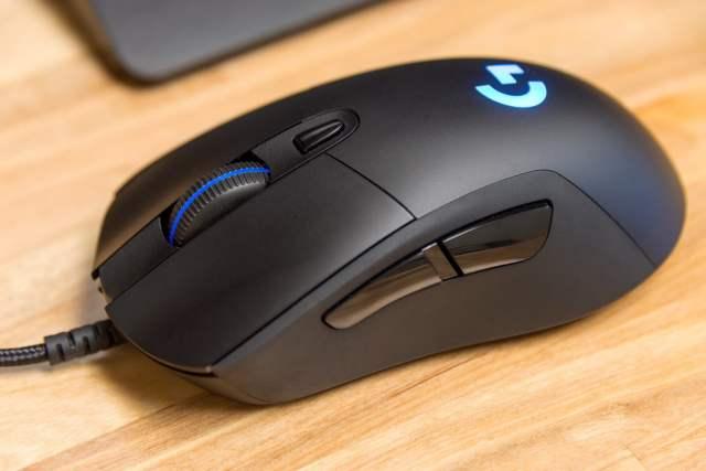 Mouse Logitech G403 Led RGB Gaming chính hãng