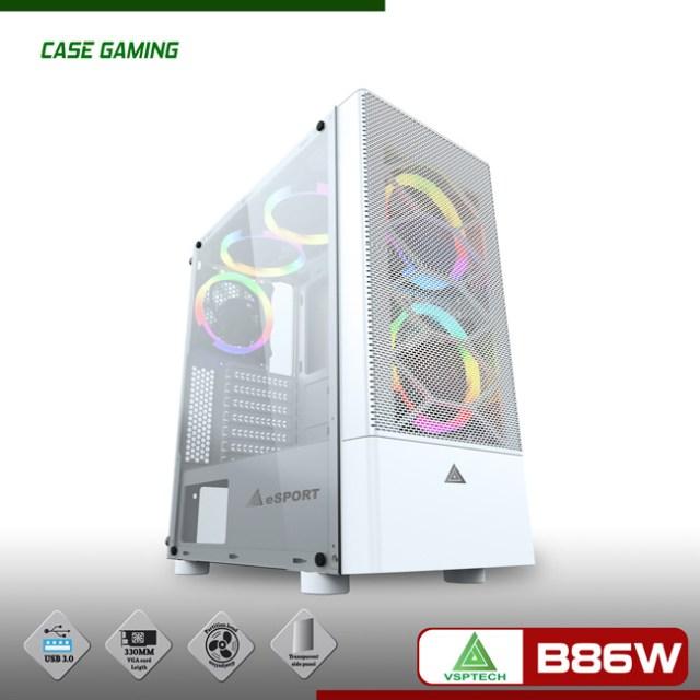 Case Vision VSP B86W trắng