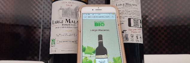 vin bio a ses consommateurs