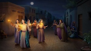Les vierges sages et folles
