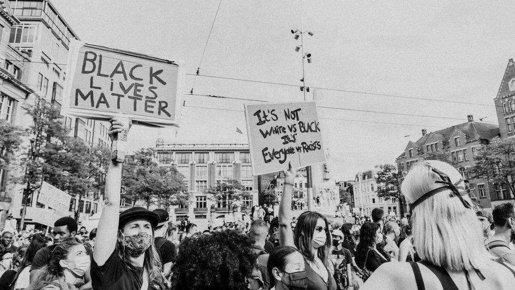 Black lives matter xenofobia