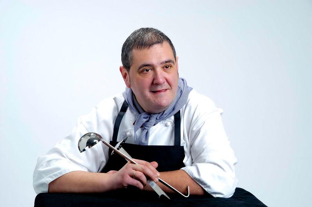 Juan José Martínez de Viñaspre «Anemias», gastrónomo