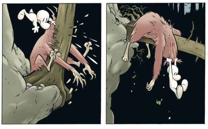 Jeff Smith e as cinco décadas de desenvolvimento do universo Bone