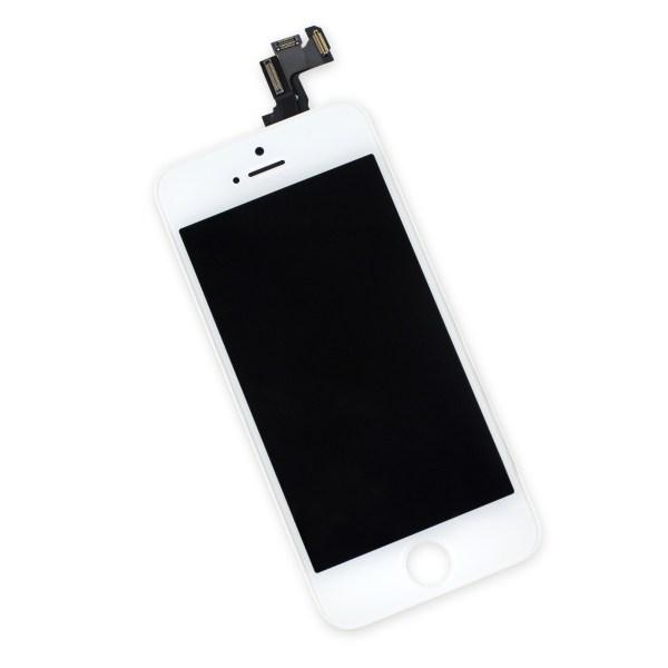 Acheter ecran iPhone 5 blanc pas cher