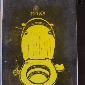 MMXX jaune