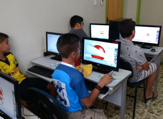 Monteiro oferece curso 'Projeto Cidade Informatizada futuro garantido'