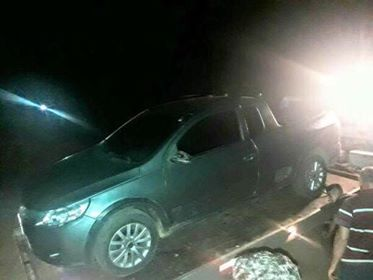 Dois veículos são roubados no Cariri em menos de 24 horas; um foi recuperado