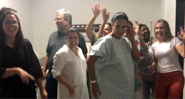 Gêmeas de Ivete Sangalo nascem em sábado de carnaval