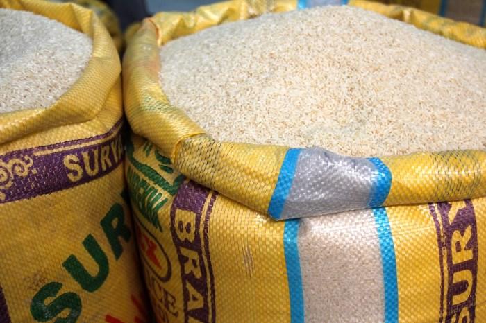 Disparada do preço: Governo zera imposto para importação de arroz
