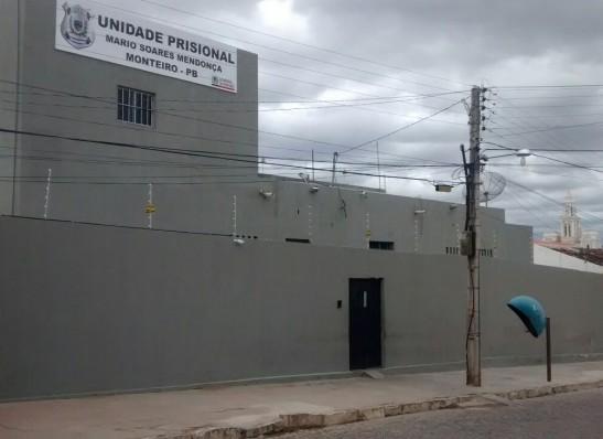 Judiciário estadual e sistema prisional viabilizam mais segurança para a Cadeia Pública de Monteiro