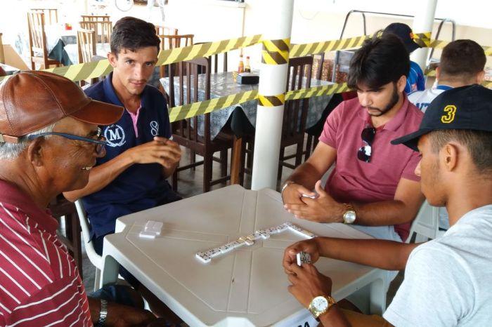 Sítio Cacimbinha recebe Segunda Etapa do Campeonato Monteirense de Dominó