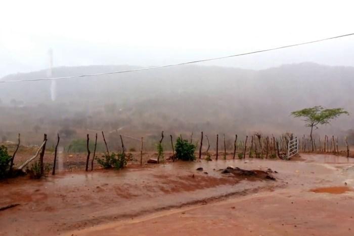Município do Cariri fecha fevereiro com chuvas 373% acima da média