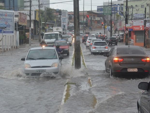84 municípios da Paraíba estão em alerta para fortes chuvas