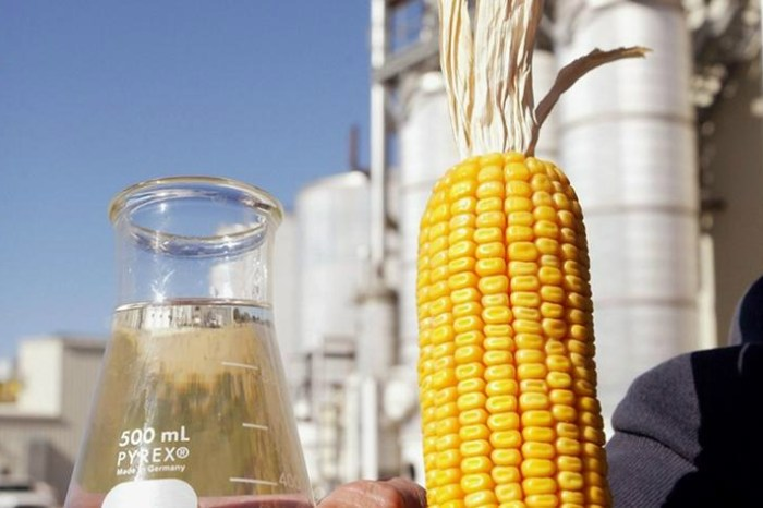 Demanda por etanol no Brasil será suprida por álcool de milho
