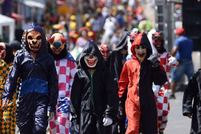 'Papangus' são cadastrados para brincar Carnaval em Queimadas