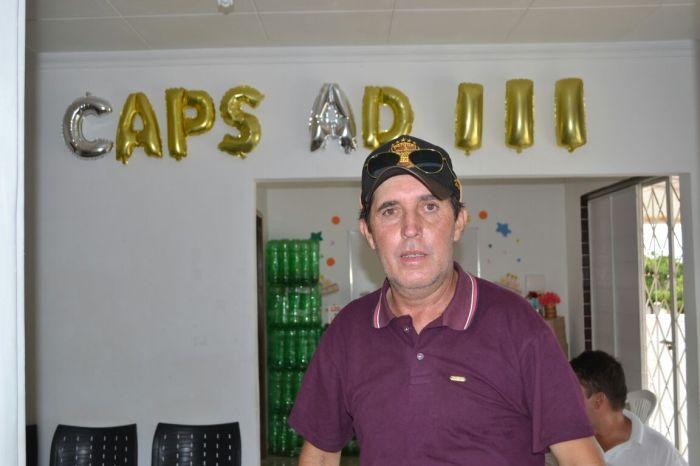 Dentre tantas, poeta Miguel Monteiro é mais uma história de sucesso do CAPS AD III