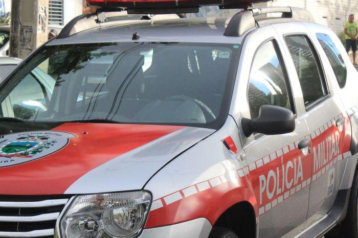Suspeitos são presos após luta contra vítima de assalto