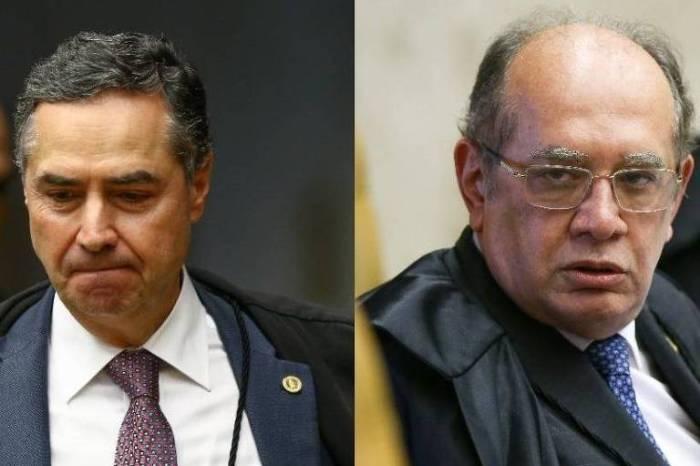 Barroso diz que Gilmar tem 'pitadas de psicopatia' e sessão é suspensa