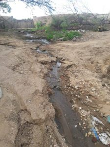 barragem tigre2 225x300 - Barragem pode romper a qualquer momento na cidade de São João do Tigre