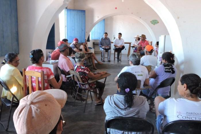 Especialistas do FIDA realizam avaliação das ações do Procase no Cariri