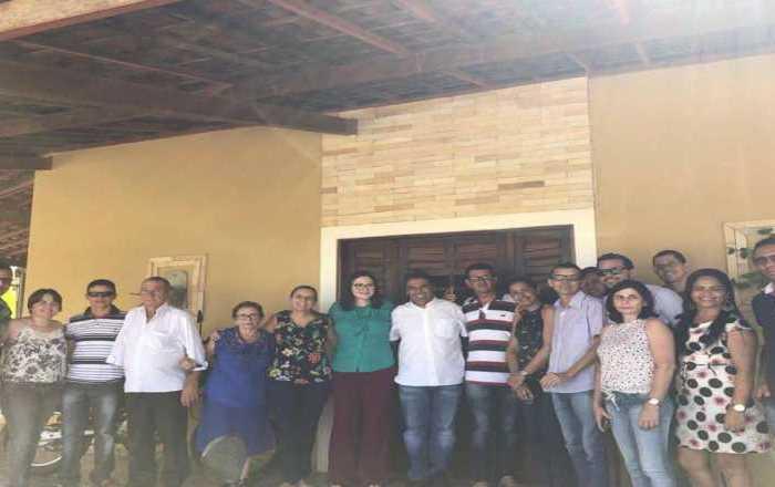 Deputado Genival Matias visita municípios do Cariri